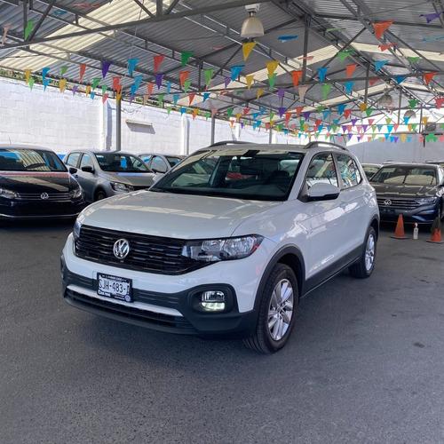 Volkswagen T-cross Trendline Edicion Lanzamiento 2020