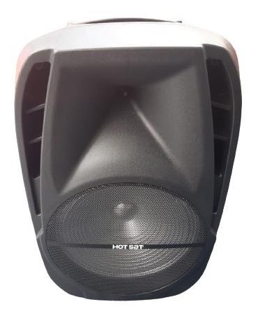 Caixa Ativa Fal 15 Pol 600w C 3 Entradas + Echo - Hsp 15p