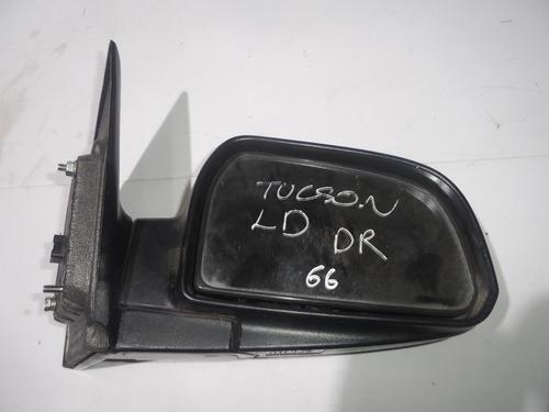 Espelho Retrovisor Lado Direito Eletrico Hyundai Tucson Nº66