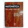 Matemática Volume Único 4ª Edição 2007 Gelson Iezzi Esa