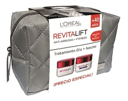 Pack Crema Revitalift Día + Noche
