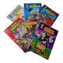 Kit Lote 6 Gibis Novos Disney Hq Revista Quadrinhos S/repeti