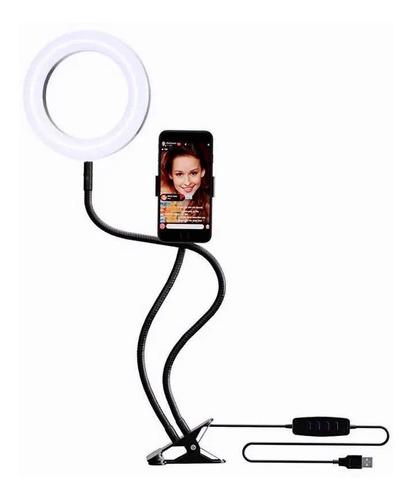 Right Light/iluminador/luz Suporte De Celular Para Mesa