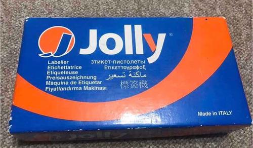 Etiquetadora Jolly 8 Digitos Made In Italy