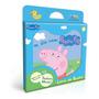 Livro Infantil Para Banho Peppa Pig Textura Macia