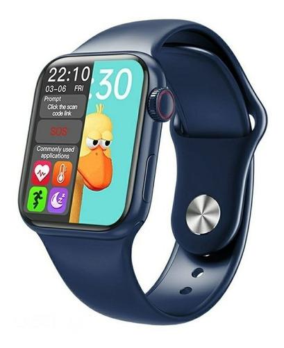 Smartwatch Iwo Hw22 Pro Lançamento Original Foto E Ligações