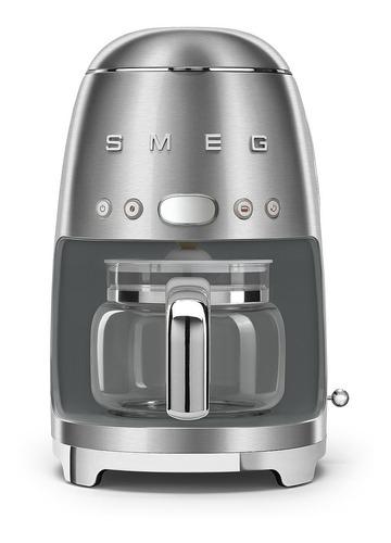 Cafetera Smeg 50's Style Dcf02 Automática Acero Inoxidable De Filtro 220v - 240v