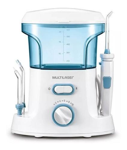 Irrigador Oral Bucal Multilaser 7 Bicos Higienizador Limpeza