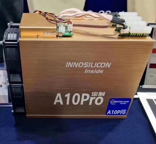 Antminer Innosilicon A10 Pro+ 750mh/s Eth Miner