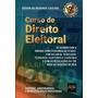 Curso De Direito Eleitoral Ultima Ed Edson De Resende