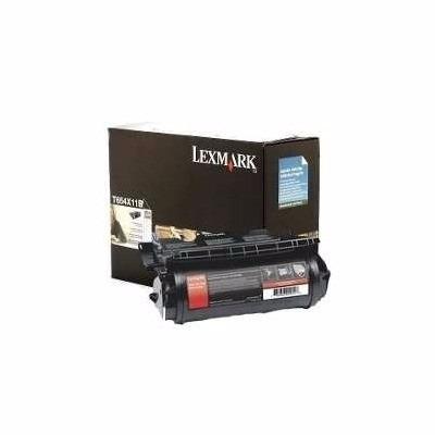 Toner Lexmark T654x11b Preto
