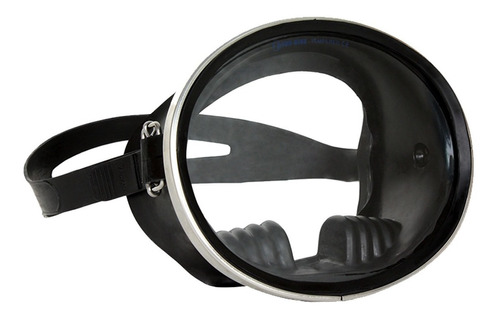 Óculos Para Mergulho Lente Única Retrô - Franca Fun Dive