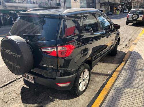 Ford Ecosport 1.6 Titanium 110cv 4x2 2016