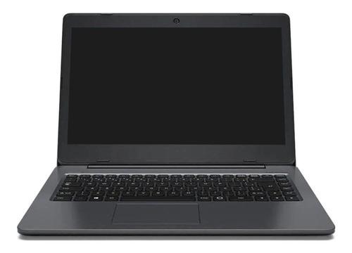 Notebook Positivo Bgh Master N40i Cinza-oscura 14 , Intel Pentium N3710  4gb De Ram 500gb Hdd, Intel Hd Graphics 405 1366x768px Linux