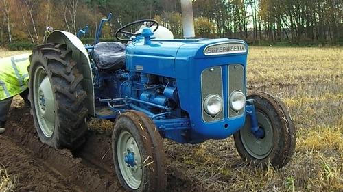 Manual Taller Despiece Tractor Fordson Dexta Y Super Dexta
