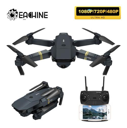Drone Eachine E58 Com Câmera Sd 480p Preto