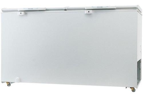 Freezer Horizontal 477 Litros 2 Tampas Electrolux - H500