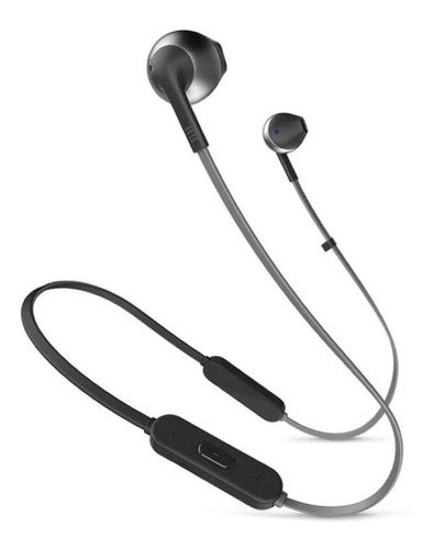 Auriculares Inalámbricos Jbl Tune T205bt Black