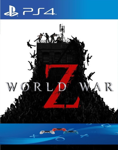 World War Z Ps4 C/ Tu Usuario 1