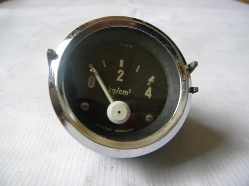 Relógio De Preço De Óleo Original