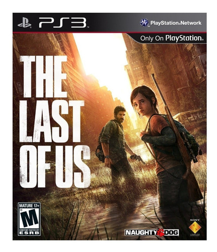 The Last Of Us  Standard Edition Digital Ps3 Sony