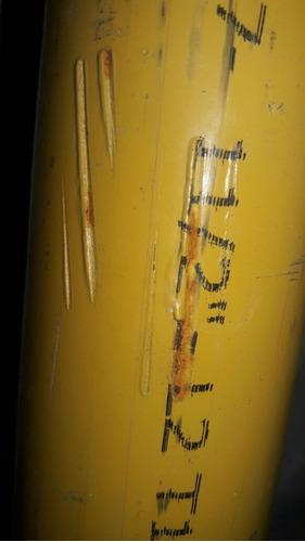Escucho Oferta! Caños Gas Epoxy 38 Mm. Niples Codos Cuplas