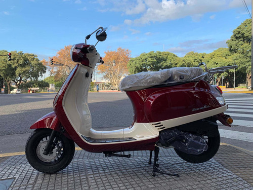 Zanella Sytler Exclusive Scooter  12 18 Cuotas