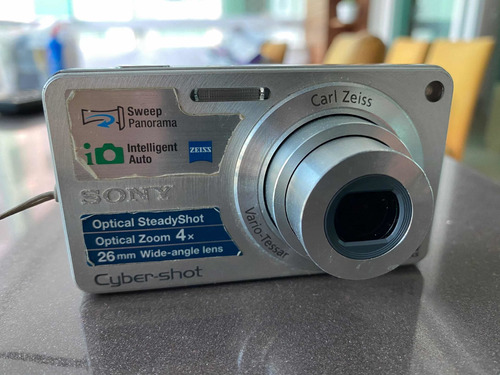 Câmera Sony Cybershot W350