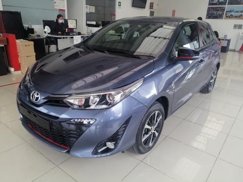 Toyota Yaris Sport Modelo 2021 Mecánico