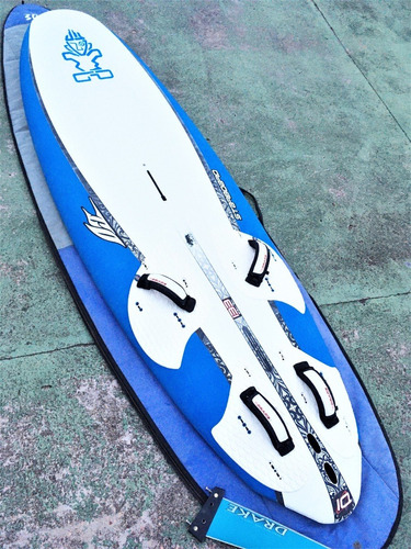 Prancha Windsurf Starboard Pe De Mastro Retranca Vela Exocet