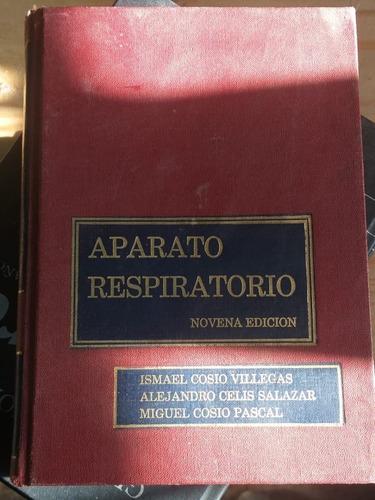 Aparato Respiratorio Libro De Medicina