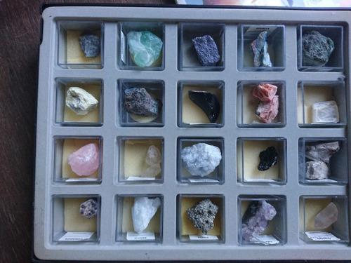 Colección Española De Minerales Y Piedras Preciosas Certific