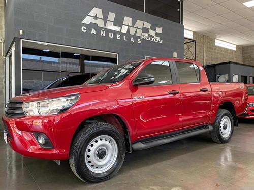 Toyota Hilux Dx 4x4 D/c Mod 2020 Igual A 0km!!!