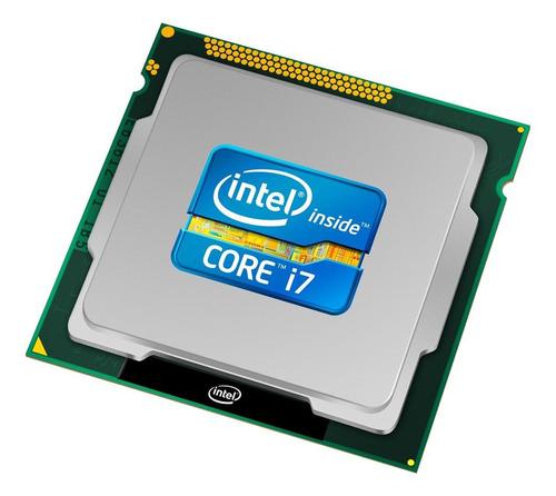 Processador Intel Core I7-3770 Cm8063701211600 De 4 Núcleos E 3.4ghz De Frequência Com Gráfica Integrada