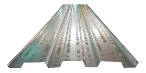 Losacero Galvanizada Troq 0.70 X 77cm X Calibre 22 Lamigal