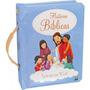 Bíblia Infantil Ilustrada Histórias Bíblicas (cartonado)