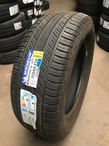 Pneu 255/60r18 Michelin Primacy Suv Novo Sem Uso