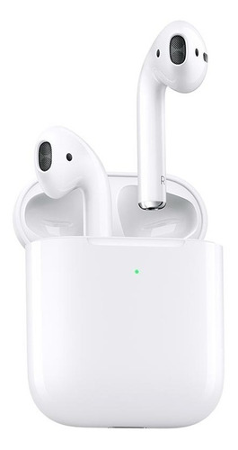 Apple AirPods With Wireless Charging Case (2nd Generation)  - Ecart
