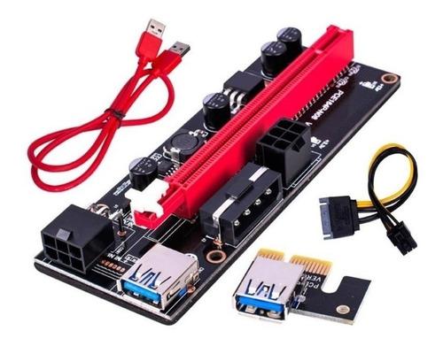 Pci-e Riser 009s 16x Extender Usb 3.0 Placa Gráfica
