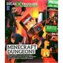 Revista Superpôster Dicas & Truques Xbox minecraft Dungeons