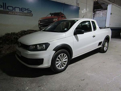Volkwagen Saveiro 1.6 4x2 Bnc Cab Ext. Comfort 2014 Gsdp37