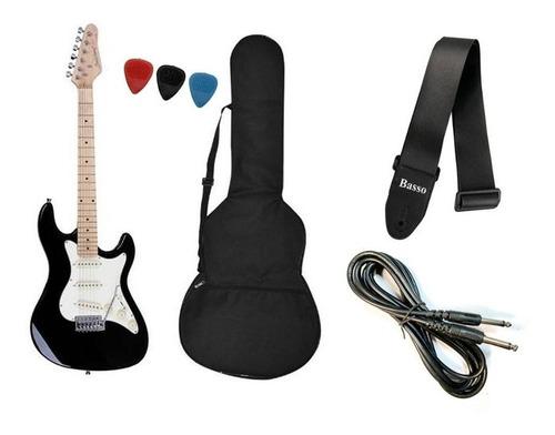 Guitarra Strato Strinberg Sts100 Cabo+capa+brinde!