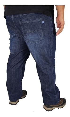 Calça Jeans Masculina Tamanho Grande Plus Size Até O Nº 68