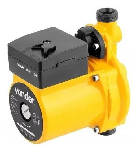 Bomba Pressurizadora Agua 120w 8mca Bpv Vonder