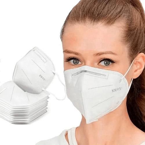 Kit 10 Máscaras N95 Proteção Respiratória Pff2 Reutilizável.