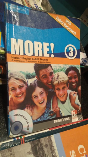 More! 3 Student's Book & Workbook