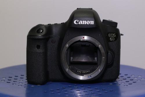 Canon Eos 6d Grip Vertical De Bateria Brinde (semi Nova)