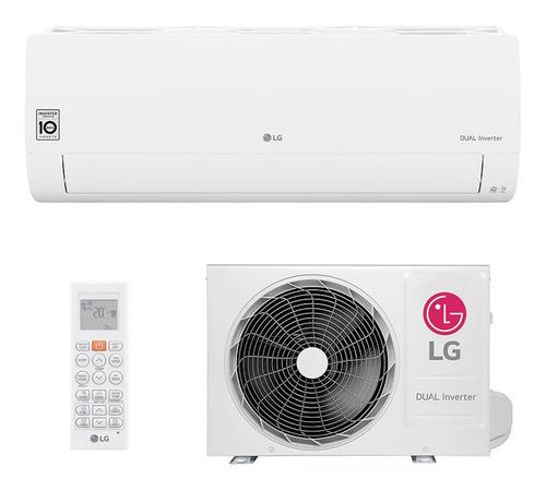 Ar Condicionado Split Dual Inverter Voice LG 12000btu F 220v