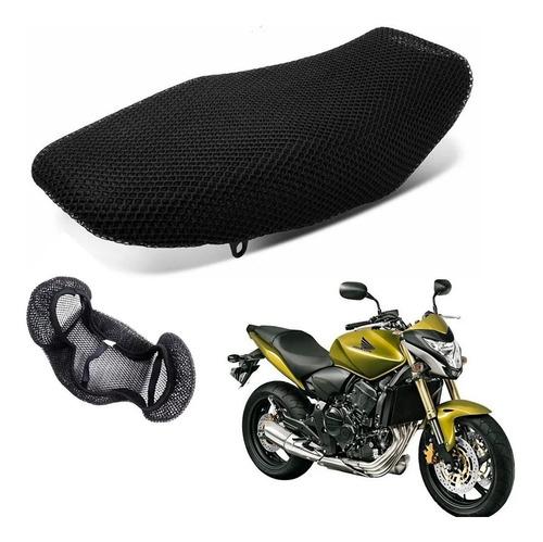 Capa De Assento Banco Moto Protetora Impermeavel Termica