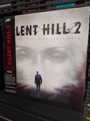 Soundtrack En Vinilo Silent Hill 1 Y 2, Envío Inmediato.